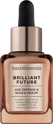 Bareminerals , Brilliant Futurea & 162 Age Defense & Renew Serum 30ml