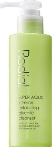 Rodial , Super Acids X Treme Exfoliating Glycolic Cleanser 150ml