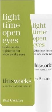 This Works , Light Time Open Eyes 15ml