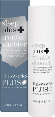 This Works , Sleep Plus Trouble Shooter 120ml
