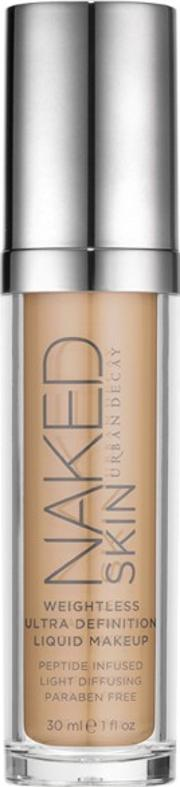 Urban Decay , Naked Skin Weightless Uldtra Definition Liquid Makeup 30ml Colour 3.25