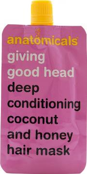 Anatomicals , Giving Good Head Deep Conditioning Hair Mask 45ml