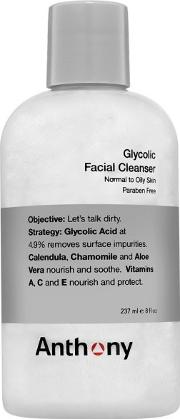 Anthony , Glycolic Facial Cleanser 237ml