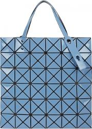 Lucent Gloss Blue Tote