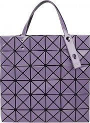 Lucent Gloss Lilac Tote