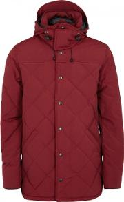 Canada Goose , Webster Bordeaux Quilted Shell Jacket Size Xl