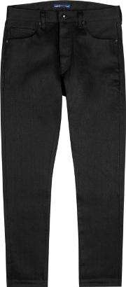 Levis Made & Crafted , Levi's Made & Crafted Studio Tapered Black Jeans Size W34l32