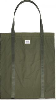 Norse Projects , Ripstop Green Shell Tote