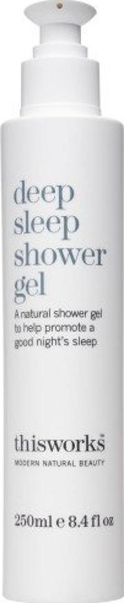This Works , Deep Sleep Shower Gel 250ml