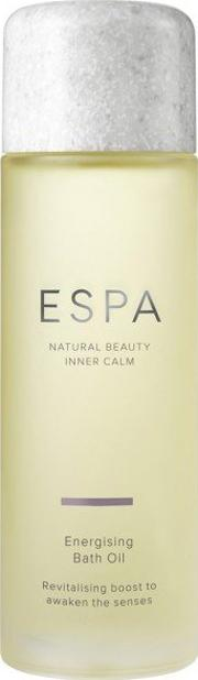 Espa , Energising Bath Oil 100ml