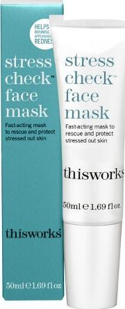 This Works , Stress Check Face Mask 50ml
