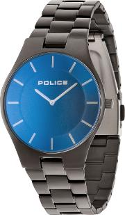 Police , Splendor Watch, Metallic