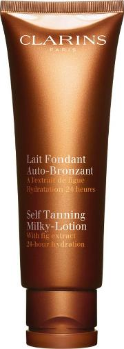 Clarins , Self Tanning Milky Lotion 125ml
