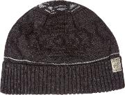 Jack & Jones , Ethnic Pattern Beanie, Grey