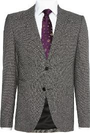 Selected Homme , Men's  Twist Suit Blazer, Grey