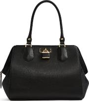 Aldo , Aldo Tagua Top Handle Bag, Black