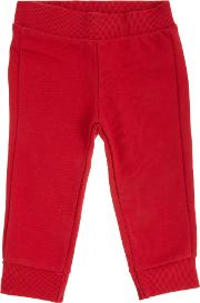 Benetton , Boys Solid Jogger, True Red