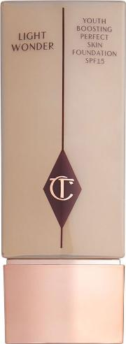 Charlotte Tilbury , Light Wonder Liquid Foundation, 6 Medium
