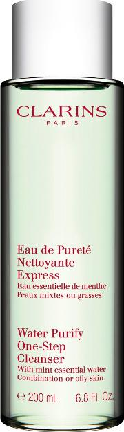 Clarins , Water Purify One Step Cleanser 200ml