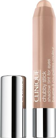 Clinique , Chubby Stick Shadow Tint For Eyes, Bountiful Beige