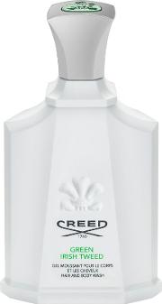 Creed , Green Irish Tweed Hair & Body Shampoo 200ml