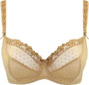 Curvy Kate , Princess Balcony Bra, Nude