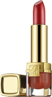 Estee Lauder , New Pure Colour Crystal Lipstick, Twinkling Ruby