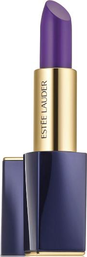Estee Lauder , Pure Colour Envy Matte Sculpting Lipstick, Shameless Violet