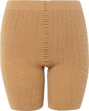 Falke , Cellulite Control Mid Thigh Short, Nude