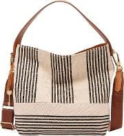 Fossil , Maya Small Hobo Bag, Multi Coloured