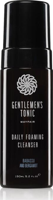 Gentlemens Tonic , Daily Foaming Cleanser 150ml