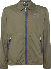 Gloverall , Men's  Light Weight Bomber Jacket, Military Green