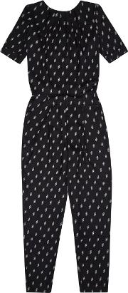Great Plains , Tune In Jumpsuit, Black