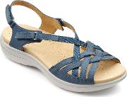 Hotter , Maisie Original Sandals, Blue