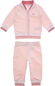 Hugo Boss , Baby Girls Tracksuit, Pink
