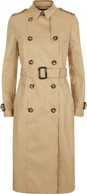 Jaeger , Classic Trench Coat, Neutral