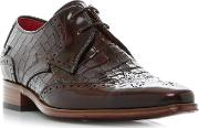 Jeffery West , Jb61 Gibson Shoes, Brown