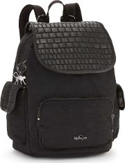 Kipling , City Pack Small Backpack, Black
