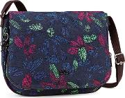 Kipling , Kipling Earthbeat Medium Shoulder Bag, Garden