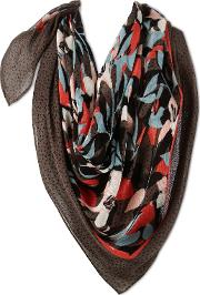 Kipling , Soft Scarf, Multi Bright