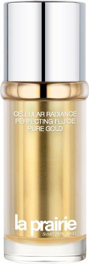 La Prairie , Cellular Radiance Perfecting Fluide Pure Gold