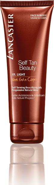 Lancaster , Beautyfying Jelly Natural Glow Face & Body 125ml