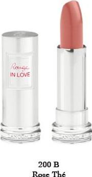 Lancome , Rouge In Love Lipstick, 203