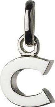 Links Of London , C Charm, Silver
