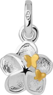 Links Of London , Mini Flower And Butterfly Charm, N