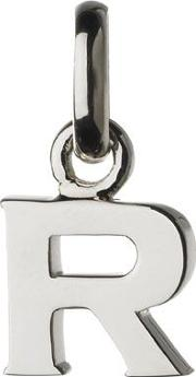 Links Of London , R Charm, Silver