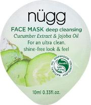 Nugg , Deep Cleansing Single Face Mask
