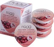 Nugg , Exfoliating Face Mask 5 Pack