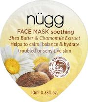 Nugg , Soothing Single Face Mask