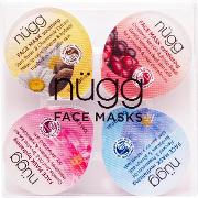Nugg , Variety Four Face Mask Pack For Radiant Skin